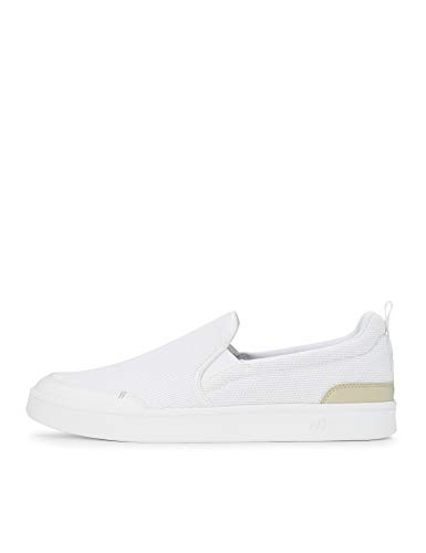 CARE OF by PUMA Slip on Court Low-Top Sneakers, Weiß (White-Oatmeal), 39 EU