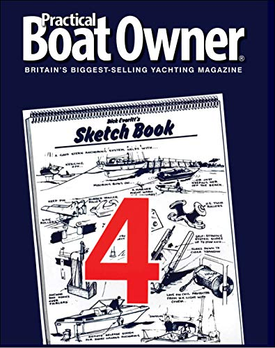 Boat Owner's Sketch Book 4 (English Edition)