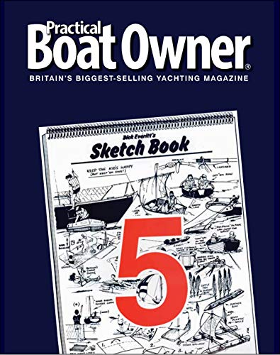 Boat Owner's Sketch Book 5 (English Edition)